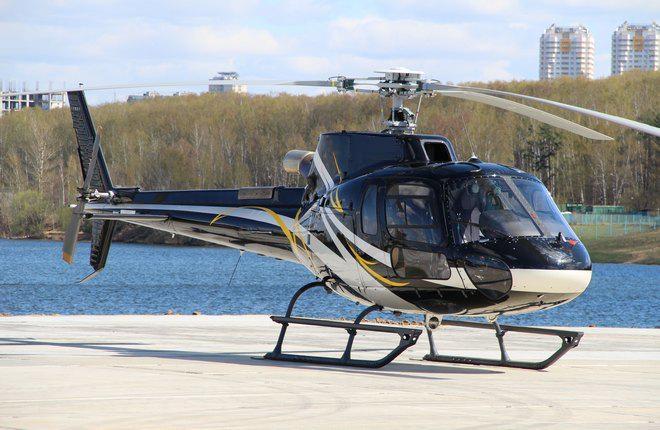 ヘリコプター空撮